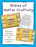 States of Matter Craftivity
