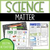 States of Matter Digital Activities for Google Slides