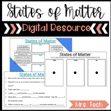 States of Matter Digital Resource