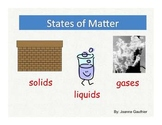 States of Matter E-Book for Early Primary