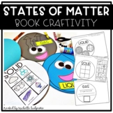 States of Matter Flip Book Craftivity, Solid, Liquid, Gas