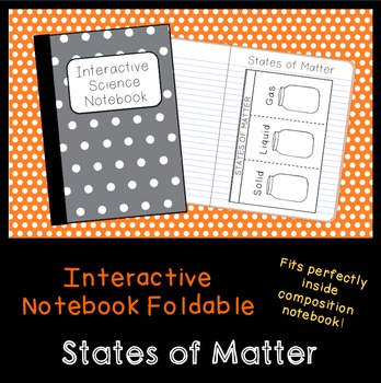 States Of Matter Foldables Worksheets Teaching Resources TpT