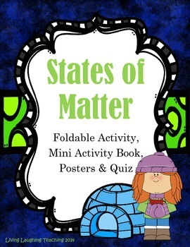 States of Matter Activity Packet