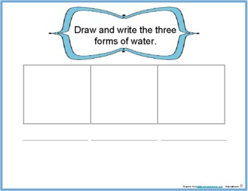 States of Matter Guessing Game and Worksheets