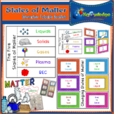 States of Matter Interactive Foldable Booklets - EBOOK