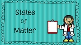 States of Matter Interactive PowerPoint