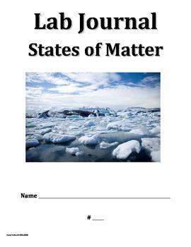 States of Matter Lab Journal