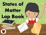 States of Matter Lap Book