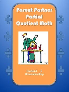 Partial Quotient Parent Partner Math