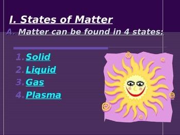 States of Matter PPT