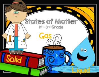 States of Matter Passages and Experiments