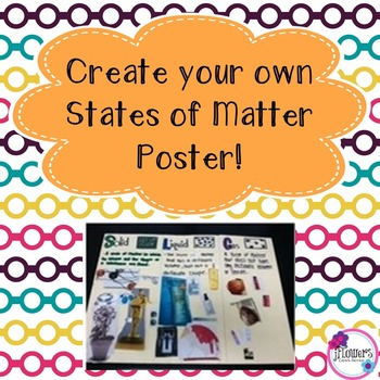 Create your own States of Matter Poster