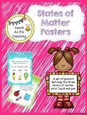 States of Matter Poster