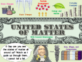States of Matter PowerPoint & Video: FULLY LOADED