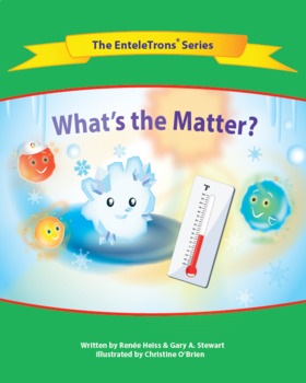 States of Matter Read-aloud book and Learning Guide