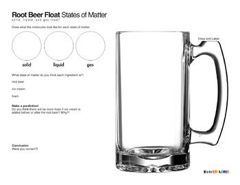 States of Matter: Root Beer Floats