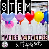 States of Matter STEM Activities and Experiments
