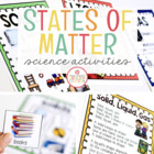 States of Matter Science Activities