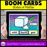 States of Matter Science Boom Cards (Digital and Distance