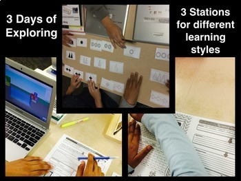 States of Matter Science Stations (online, group collaboration, teacher-led)