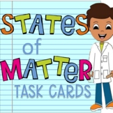 States of Matter Scoot {Task Cards}