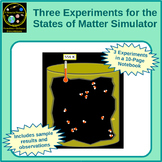 States of Matter Experiments: Visualizing and Understanding Phase Transitions