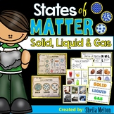 States of Matter (Solid, Liquid, Gas)