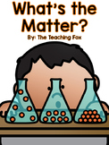 States of Matter {Solids, Liquids, Gases}