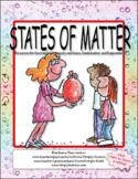 States of Matter - Solids, Liquids, Gases, Condensation, E