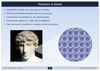 States of Matter: Solids, Liquids and Gases [Presentation]