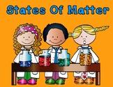 States of Matter Sorting Center