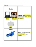 States of Matter Study Guide