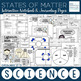 States of Matter Growing Super Bundle