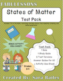 States of Matter Test Pack