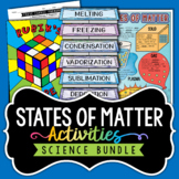 States of Matter Bundle *** Save Over 30% ***
