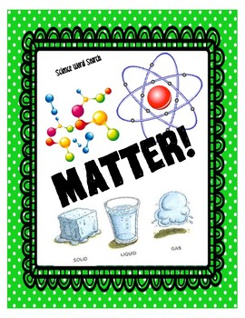 States of Matter Word Serach