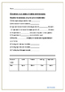 Science Worksheets: States of Matter