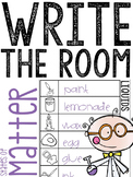 States of Matter Write the Room
