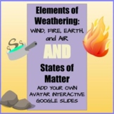 States of Matter and Elements Add Your Own Avatar Interact