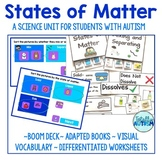 States of Matter for Special Ed