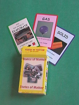 States of Matter, the card game