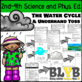 States of Matter/Water Cycle: A Cross-Curricular Lesson fo
