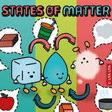 States of matter Fold and Learn