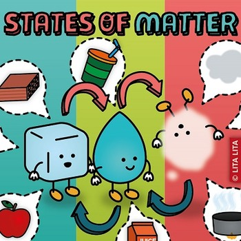 how to teach states of matter