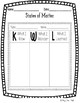 States of matter practice assessments FREEBIE