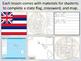 State Information Sets - Alabama to Montana - Activity Sheets