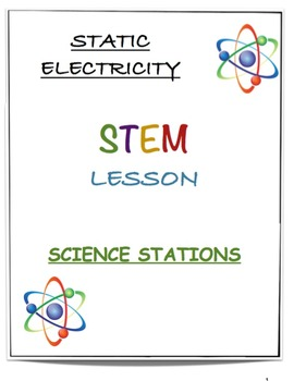 Static Electricity Science Stations - SC.5.P.10.4