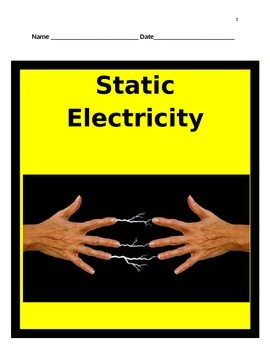 Static Electricity BUNDLE