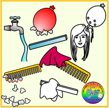 Static Electricity Clipart