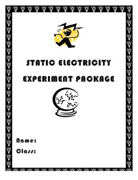 Static Electricity Experiment Package